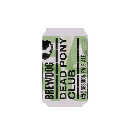 BrewDog Dead Pony can
