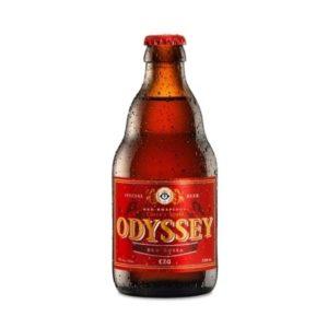 Odyssey red