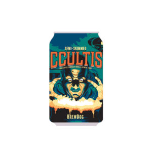 BrewDog Semi-Skimmed Occultist can