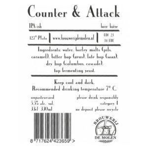 De Molen Counter & Attack