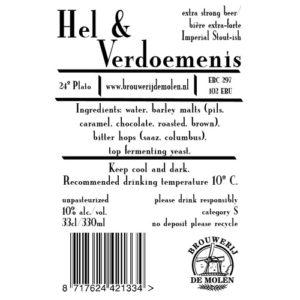 De Molen Hel & Verdoemenis