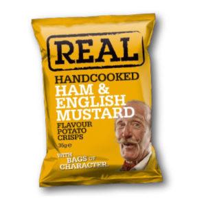 REAL HAM ENGLISH MUSTARD