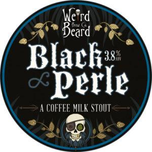 Weird Beard Black Perle