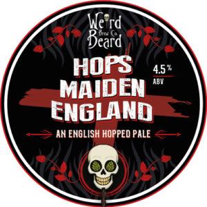 Weird Beard Hops Maiden England