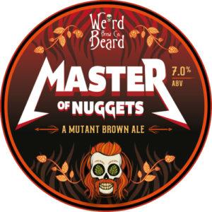 Weird Beard Master of Nuggets
