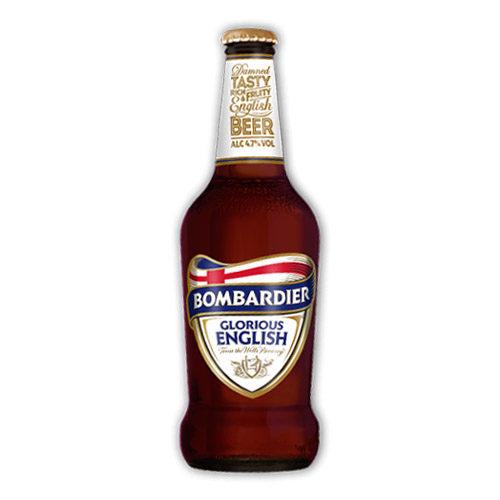 Wells Bombardier Glorious English