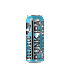 BrewDog Punk IPA can 500