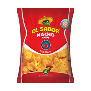 el sabor nacho chips chili