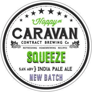 Hoppy Caravan Squeeze Draft