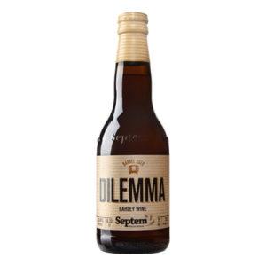 Septem Dilemma barley wine