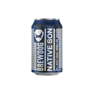 BrewDog Native Son can